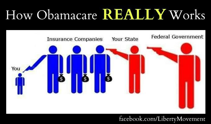 how obamacare really works