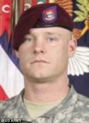 Staff Sergeant Clayton Bowen, 29, killed in an IED explosion on August 18, 2009