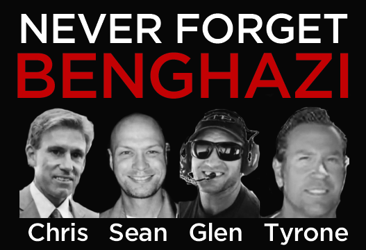 Ambassador J. Christopher Stevens; information management officer Sean Smith; and two security officers who were former Navy SEALs, Glen Doherty and Tyrone Woods.