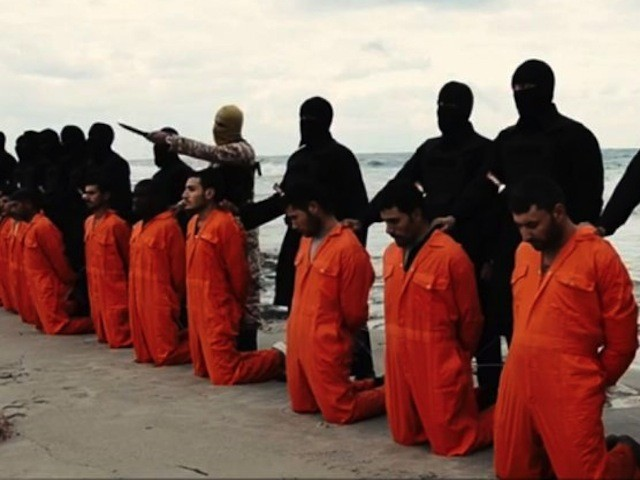 isis beheads 21 egyptians because they were christians
