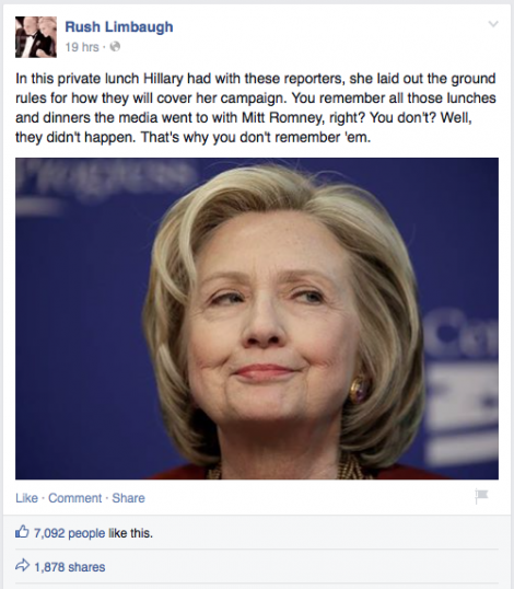 Hillz Tells Reporters What They Can Report